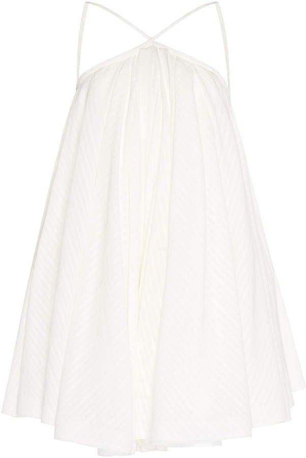 Belluno Cotton-Blend Dress