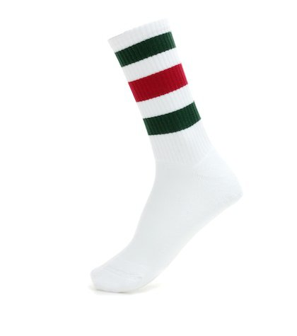 Cotton-blend socks