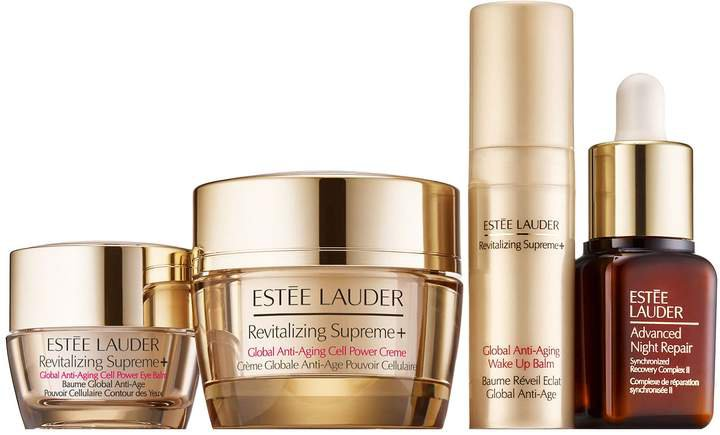 Firm + Smooth + Glow; Revitalize for Firmer, Radiant-Looking Skin