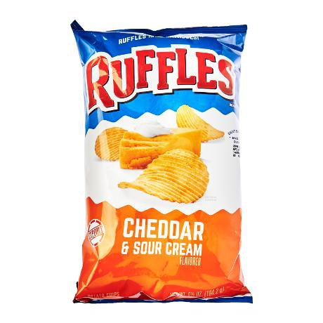 Ruffles Cheddar And Sour Cream Potato Chips redmart - Google Search