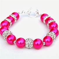 Hot Pink Bracelets - Bing images
