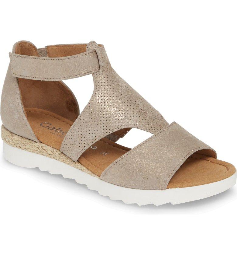 Gabor Casual Sandal (Women)   Nordstrom
