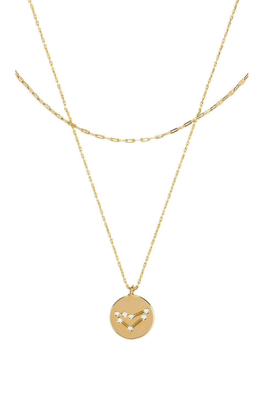 Orion Capricorn Necklace
