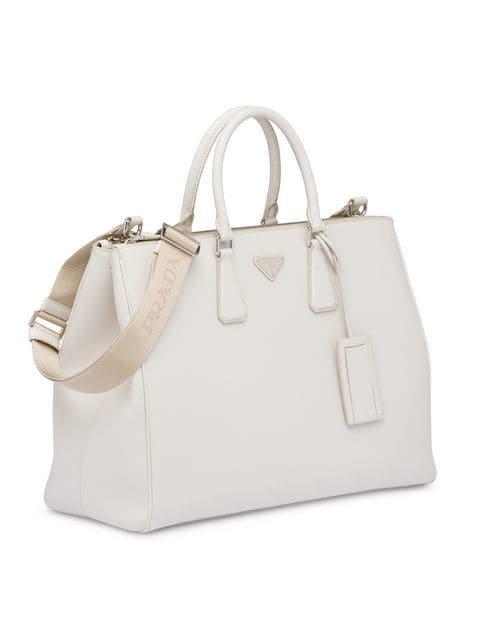 Prada Saffiano leather tote bag