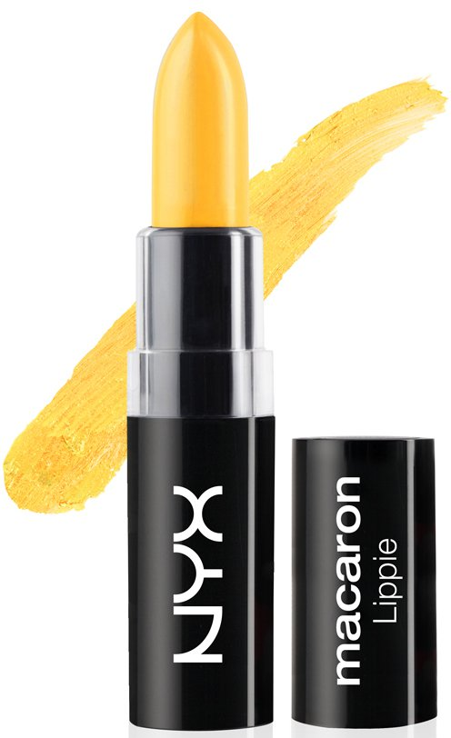 NYX Yellow Lipstick (Citron)