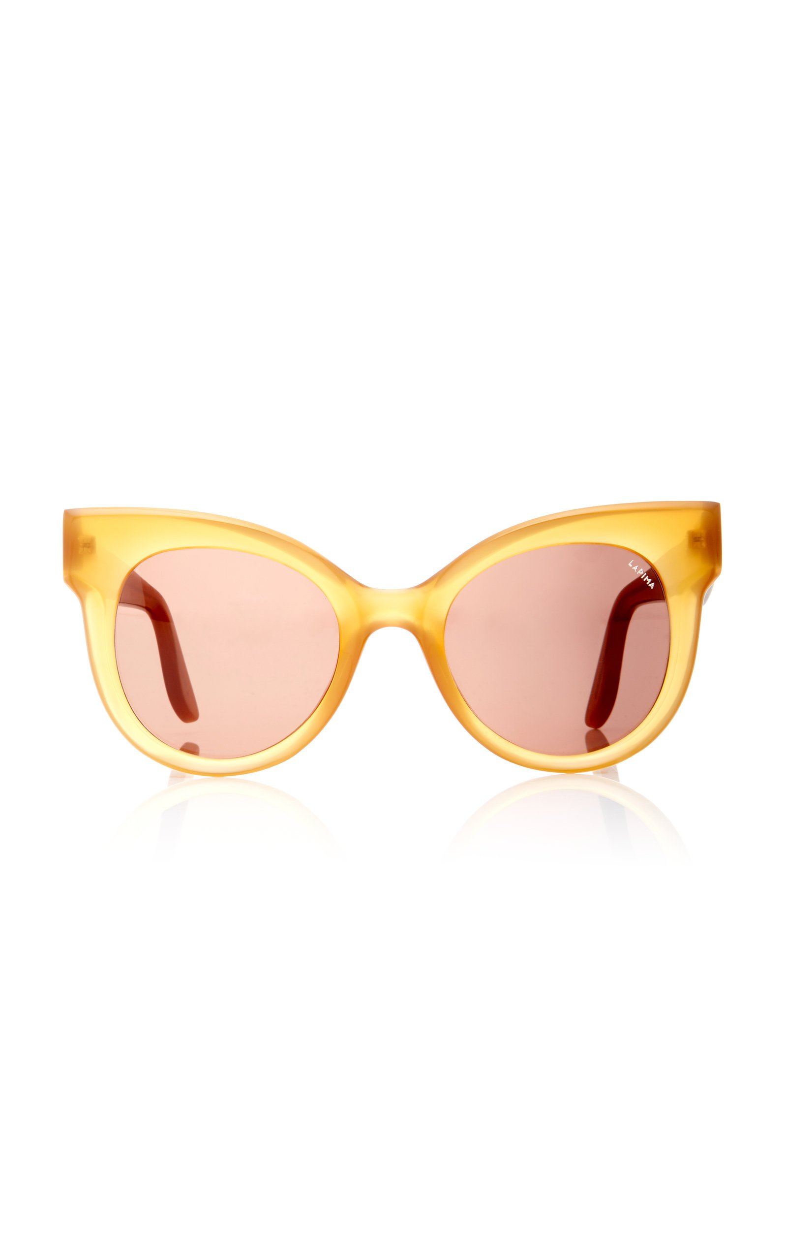 Lapima Ana Cat-Eye Acetate Sunglasses