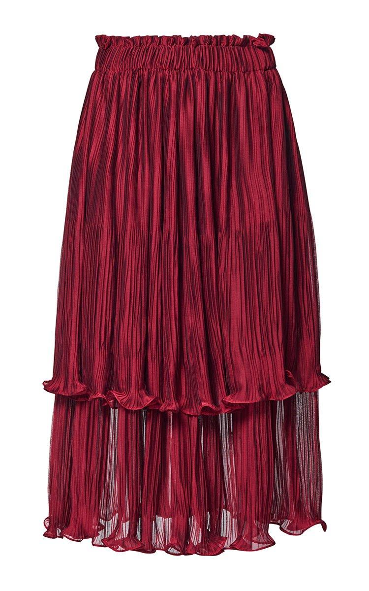 Romance Was Born Devotion Pleated Skirt | Moda Operandi