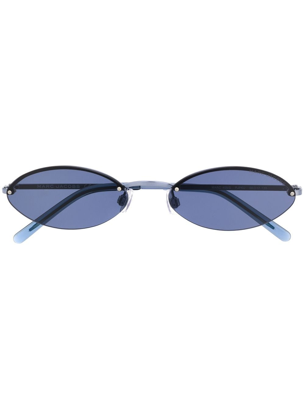 Marc Jacobs Eyewear Oval Frame Sunglasses
