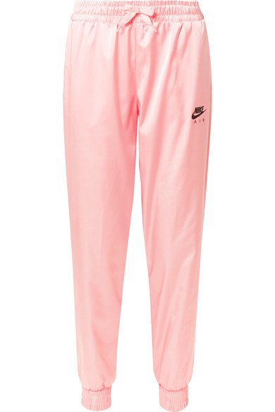 Nike | Pantalon de survêtement en satin Air | NET-A-PORTER.COM