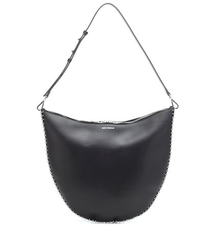 Iconic Small leather shoulder bag