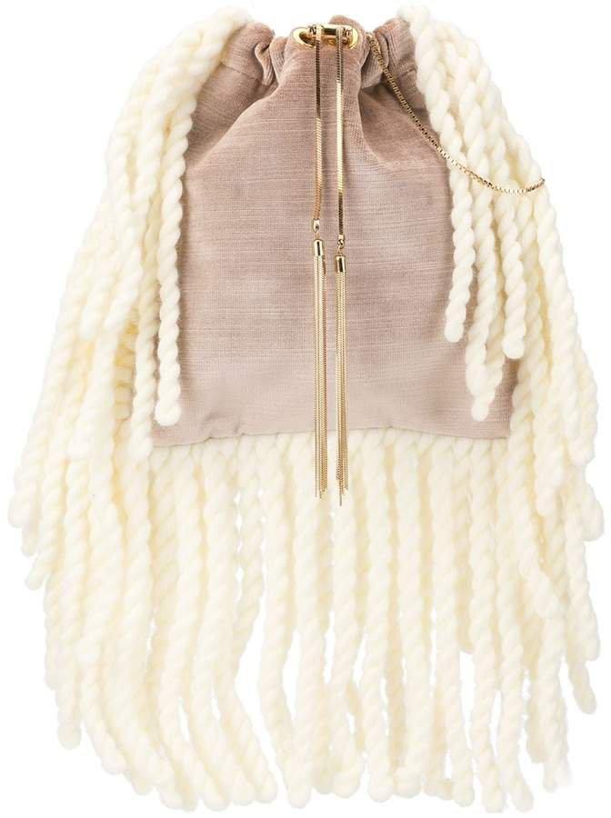 Peonia pouch crossbody bag