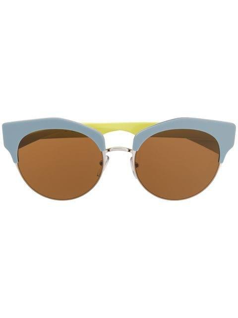 Marni Eyewear Cat Eye Sunglasses - Farfetch