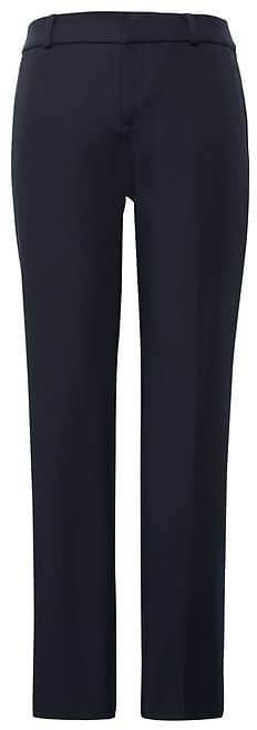 Avery Straight-Fit Machine-Washable Bi-Stretch Ankle Pant