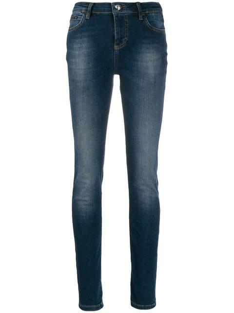 Philipp Plein high-rise Skinny Jeans - Farfetch