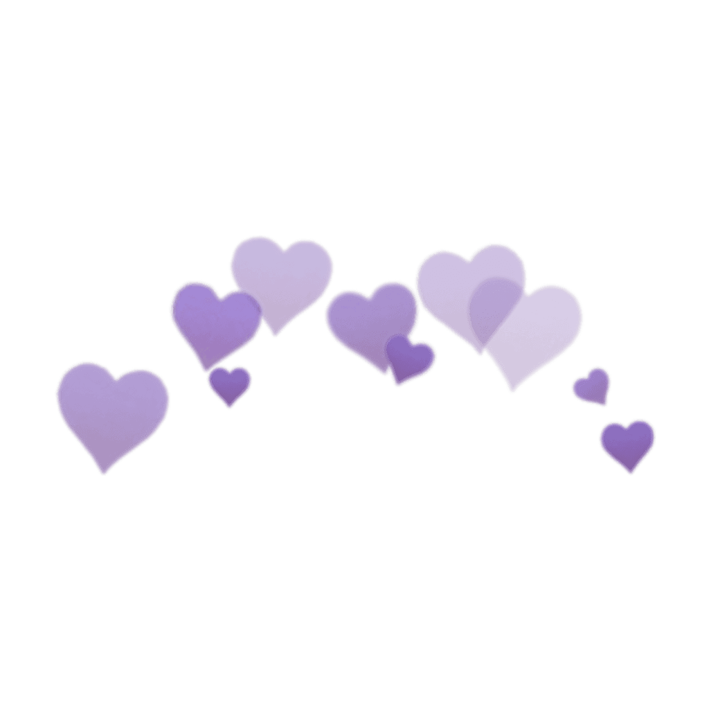 purple aesthetic crown tumblr - Sticker by ✧☾H ☆彡