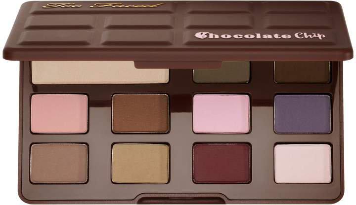 Matte Chocolate Chip Eyeshadow Palette