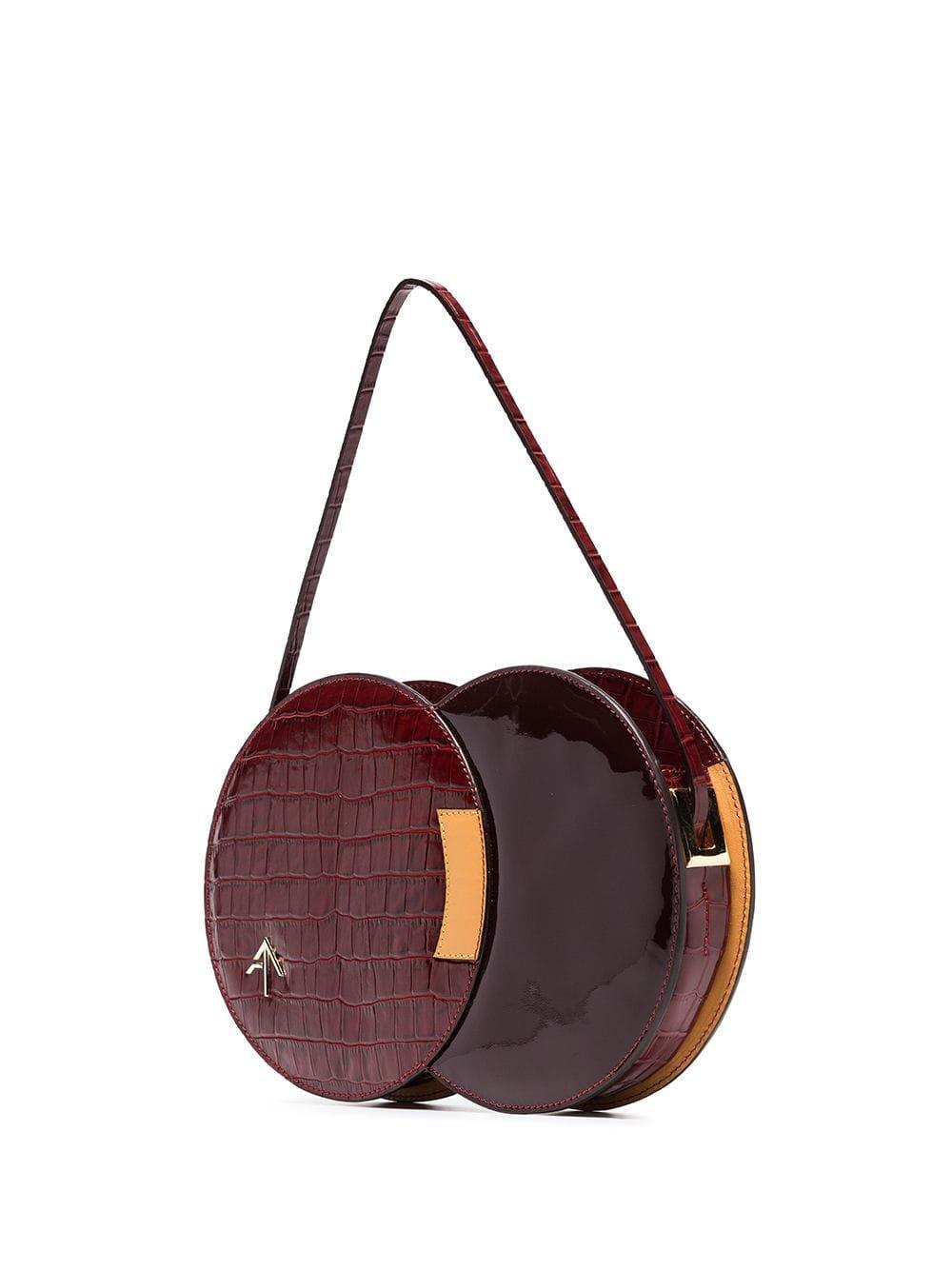 Manu Atelier Twist Shoulder Bag - Farfetch