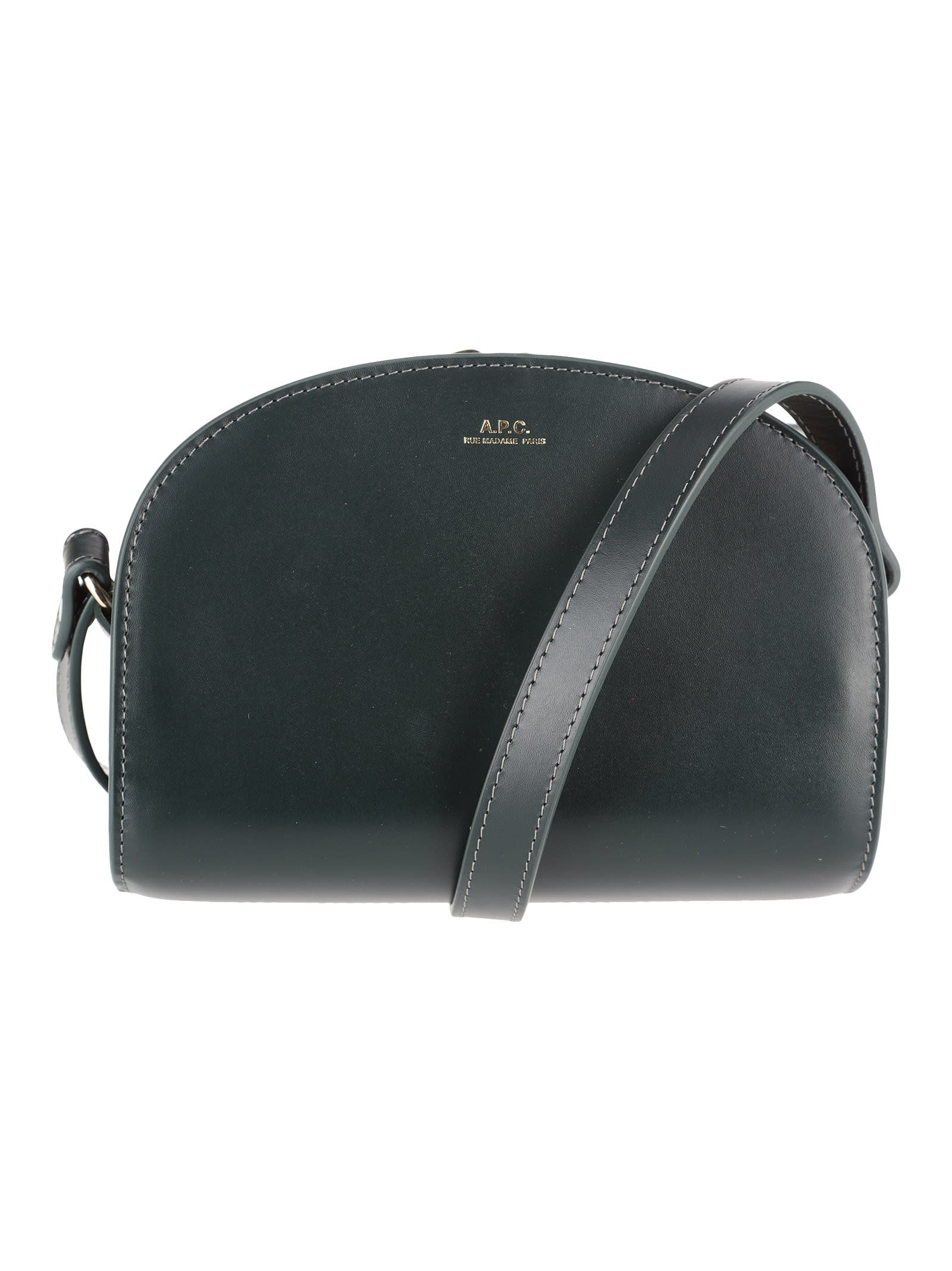 A.p.c. Half-moon Shoulder Bag