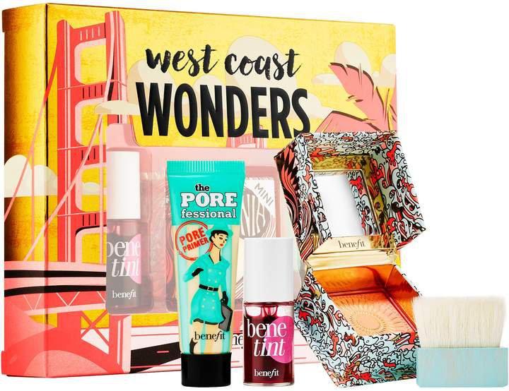 West Coast Wonders Mini Face & Lip Set