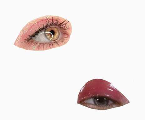 Eyes 11 - @polyvorenomore PNG Collection
