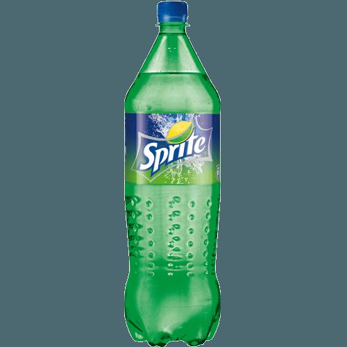 Sprite PNG bottle image