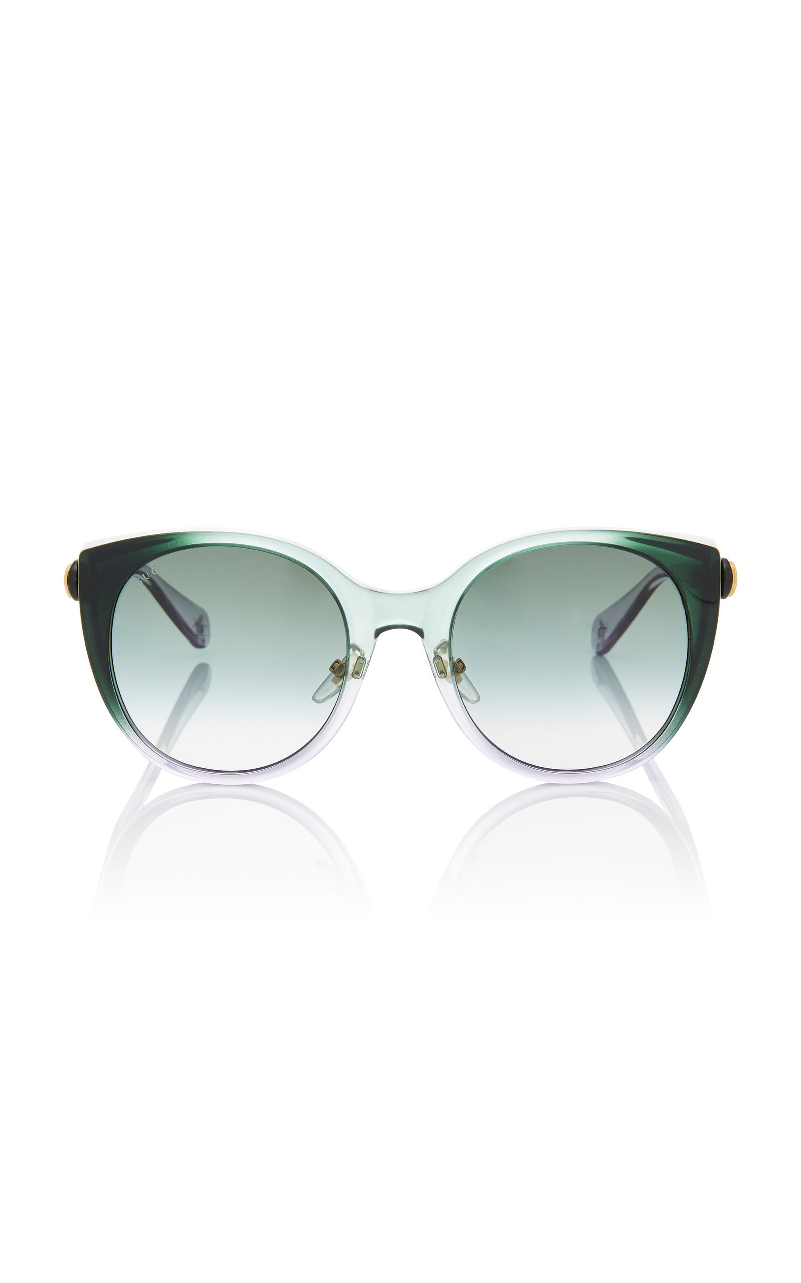 Gucci Sunglasses Round-Frame Sunglasses