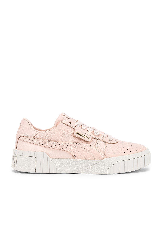 Cali Emboss Sneaker