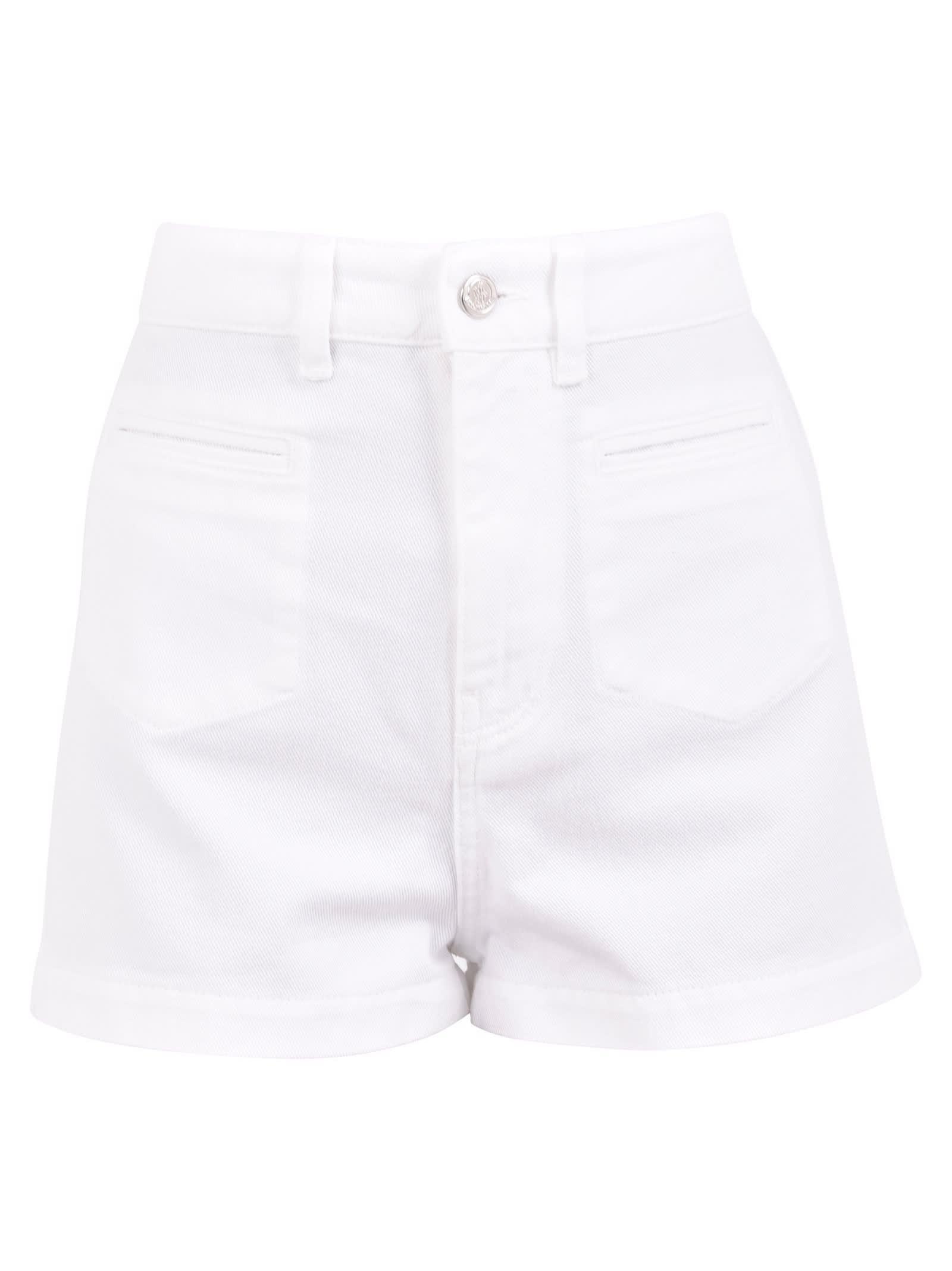 Moncler Denim Shorts