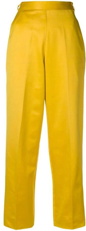 Pre-Owned high waisted trousers
