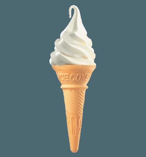 Soft Serve Cone | BURGER KING®