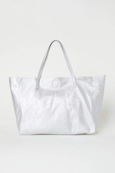 Shopper - Silver