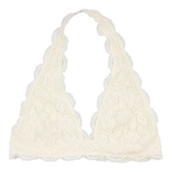 TOLD Clothing - TOLD Clothing Women's Halter Lace Bralette Bra (Multiple Colors) - Walmart.com