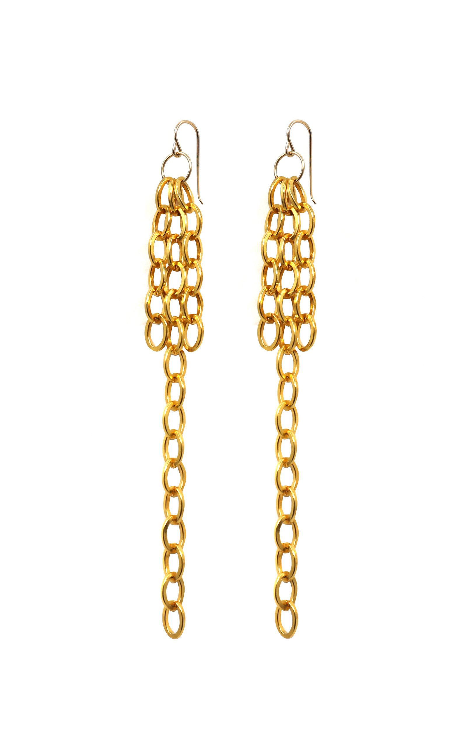 Petite Grand x Bondi Born Roscoe Chain Earrings
