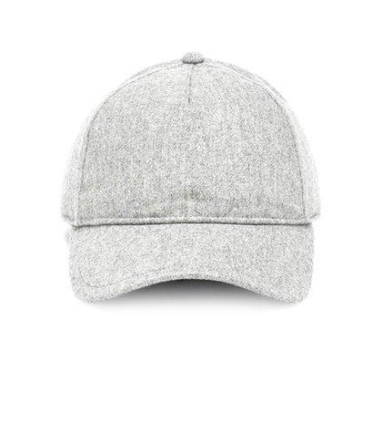 Marilyn wool-blend baseball cap