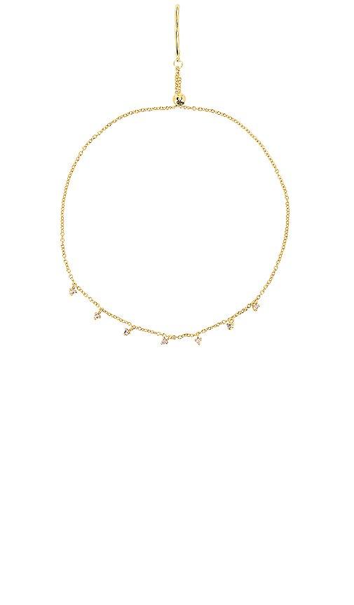 gorjana Cleo Bracelet in White Opalite & Gold   REVOLVE