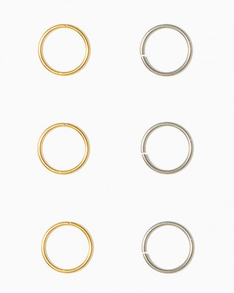 Multi Pack Nose Rings