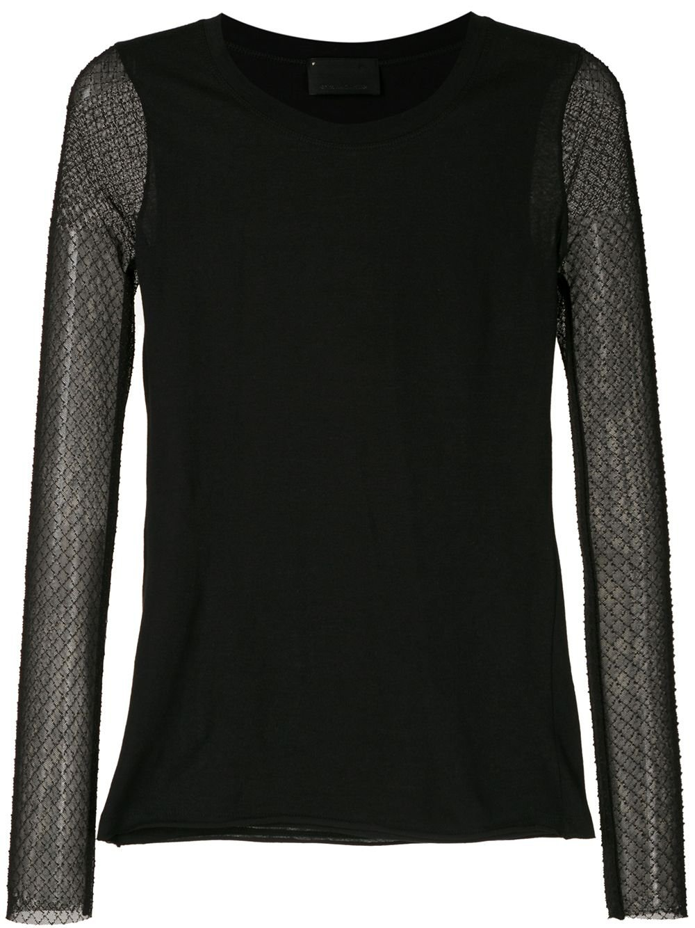 Andrea Bogosian Long Sleeves Blouse - Farfetch
