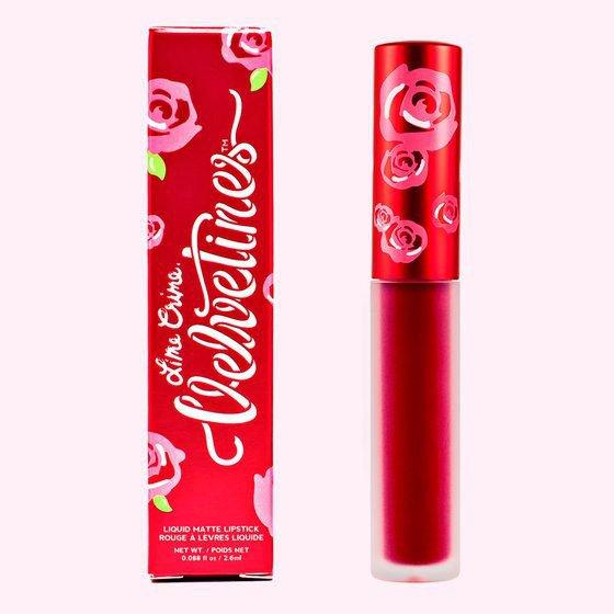 Lime Crime Matte Liquid Lipstick - Red Rose