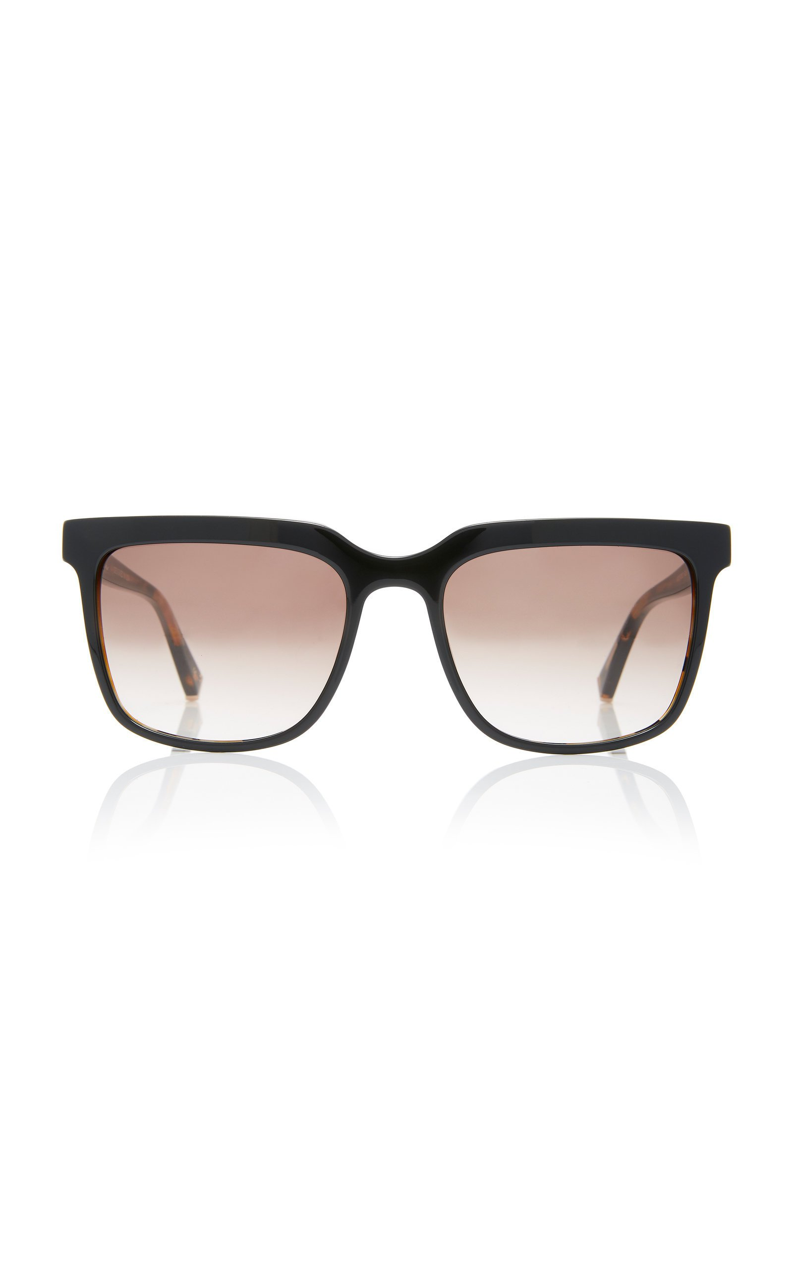 Kate Young Leila D-Frame Acetate Sunglasses