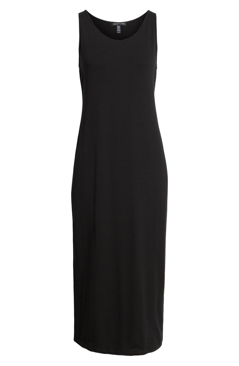 Eileen Fisher Midi Tank Dress (Regular & Petite) | Nordstrom