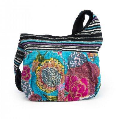 Handmade Floral Print Handbags | Mystic Self LLC