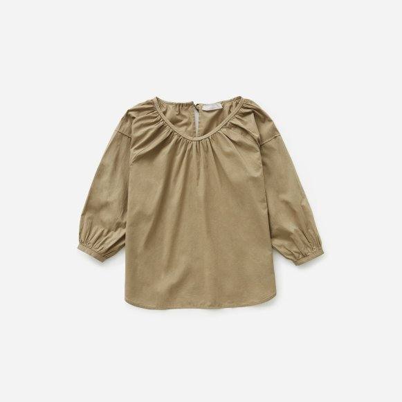 Women's Ruched Air Blouse | Everlane