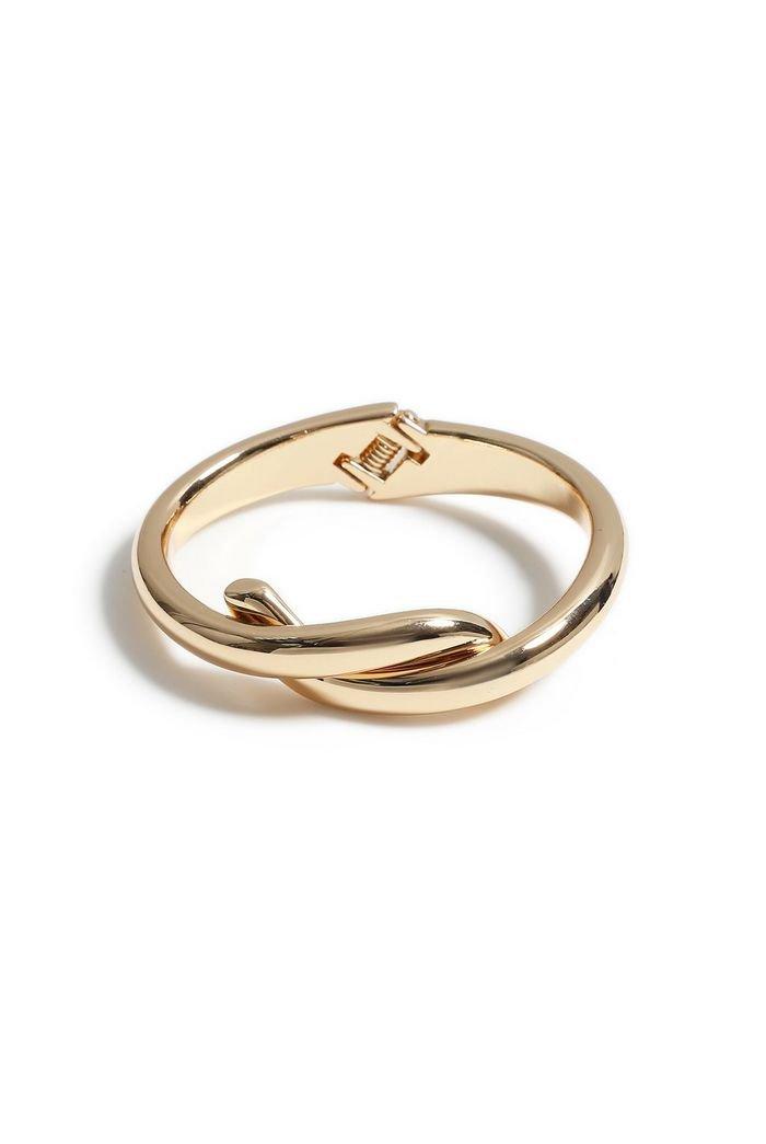 **Twist Knot Hinge Bracelet | Topshop