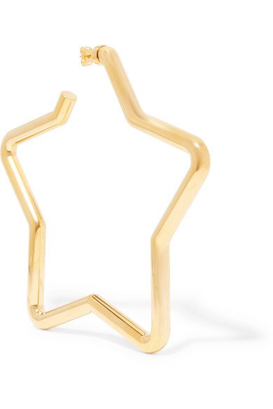 Balenciaga | Gold-tone earring | NET-A-PORTER.COM