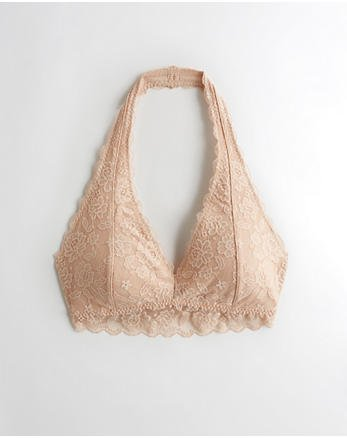 Halter Bralettes | Gilly Hicks - Hollister Co.