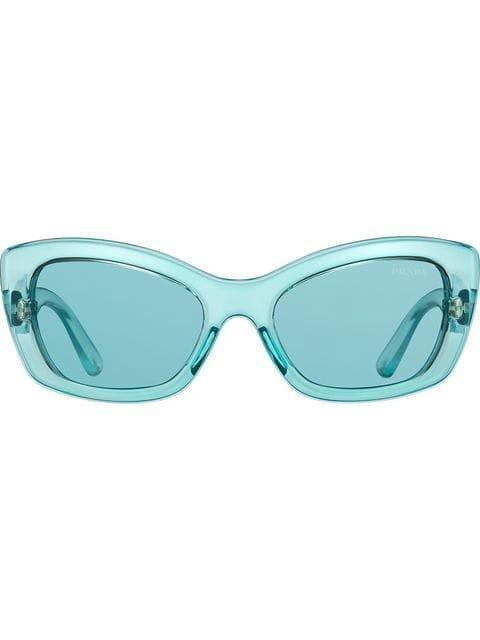 Prada Eyewear Prada Postcard eyewear