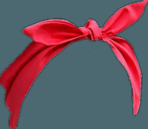 bandana headband red retro freetoedit...