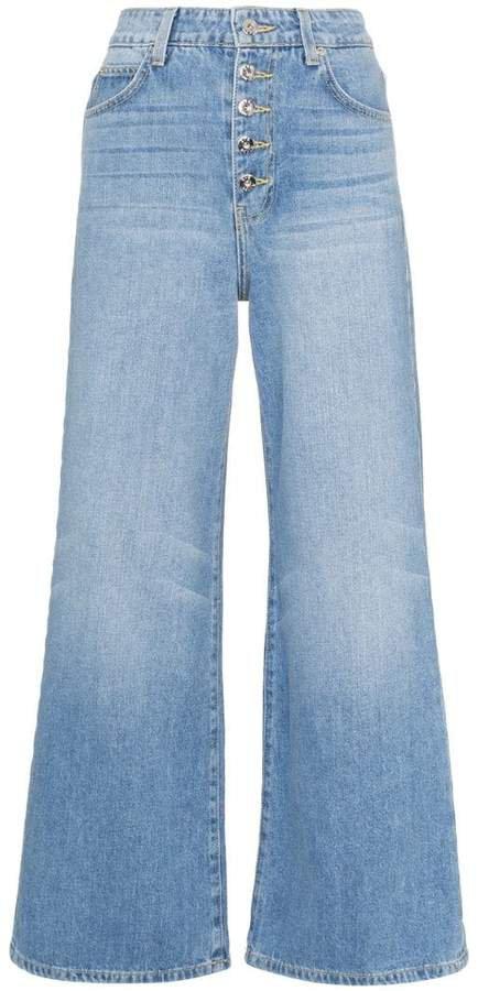 Charlotte wide leg jeans