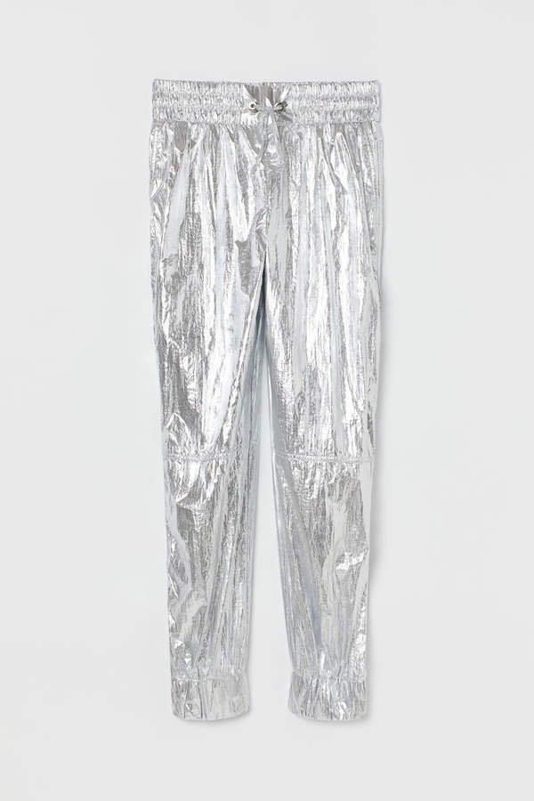 Woven Pants - Gray