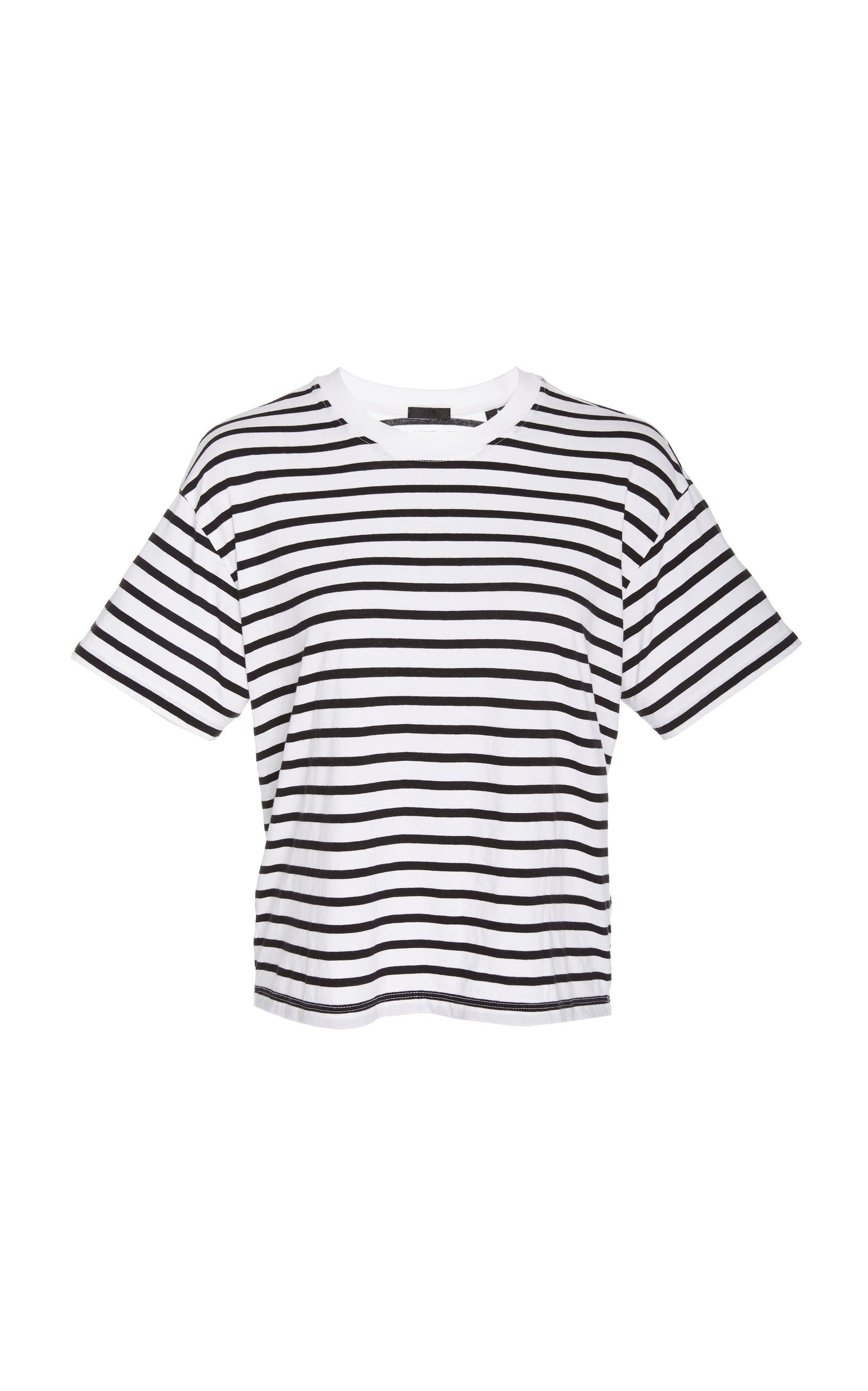 ATM Striped Classic Jersey Boy Tee
